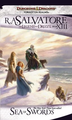 Forgotten Realms: Sea of Swords (Legend of Drizzt #13)