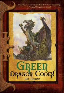 Green Dragon Codex (Dragon Codices Series)