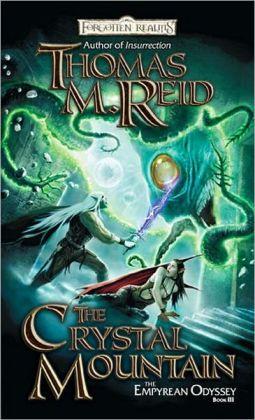 The Crystal Mountain: The Empyrean Odyssey, Book III