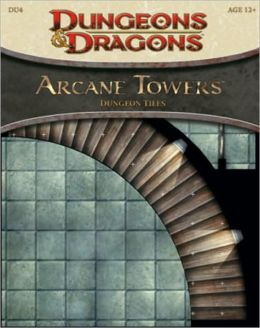Arcane Towers: Dungeon Tiles