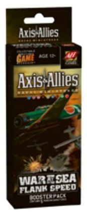 War at Sea: Flank Speed: An Axis & Allies Naval Miniatures Game Booster