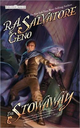 The Stowaway (Stone of Tymora Series #1)