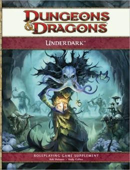Underdark (D&D Rules Supplement Series)