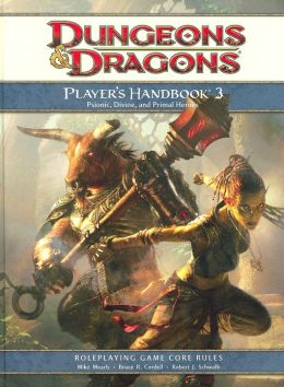Player's Handbook 3: A 4th Edition D&D Core Rulebook
