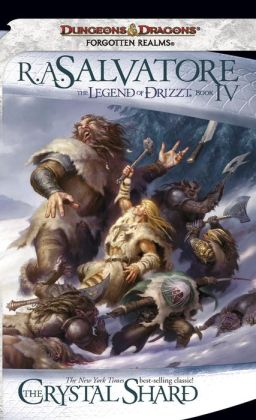 Forgotten Realms: The Crystal Shard (Legend of Drizzt #4)