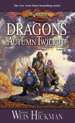 Dragonlance - Dragons of Autumn Twilight (Chronicles #1)