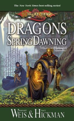 Dragonlance - Dragons of Spring Dawning (Chronicles #3)