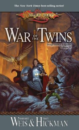 Dragonlance - War of the Twins (Legends #2)