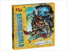 D&D Gamma World Expansion: Famine in Far-go: A D&D Genre Supplement
