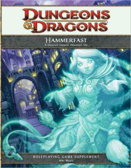Hammerfast: A Dwarven Outpost Adventure Site