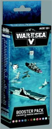 War at Sea V: Fleet Command: An Axis & Allies Naval Miniatures Booster Expansion