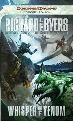 Forgotten Realms: Whisper of Venom (Brotherhood of the Griffon #2)