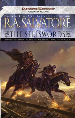 The Sellsword: Tracy Hickman Presents the Anvil of Time