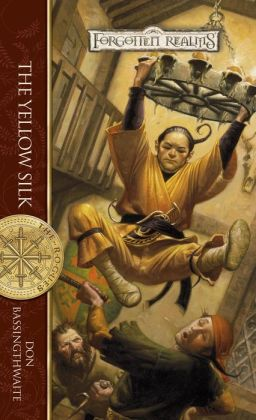 Forgotten Realms: The Yellow Silk (Rogues #4)