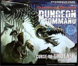 Dungeon Command: Curse of Undeath: A Dungeons and Dragons Expansion Pack
