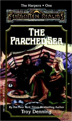 Forgotten Realms: The Parched Sea (Harpers #1)