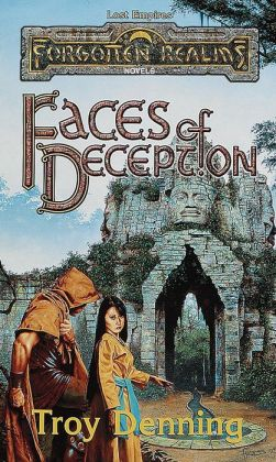 Forgotten Realms: Faces of Deception (Lost Empires #2)
