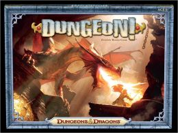 Dungeon Board Game Refresh
