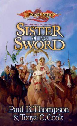 Sister of the Sword: The Barbarians, Book 3