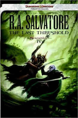 The Last Threshold (Neverwinter Saga #4)