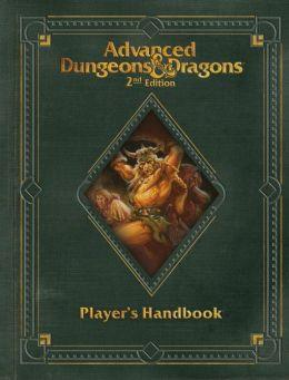Premium 2nd Edition Advanced Dungeons & Dragons Player's Handbook