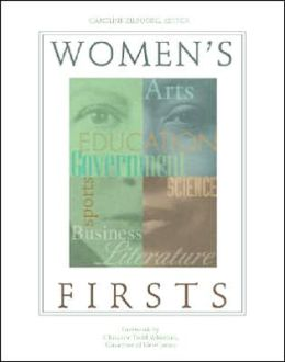 Women's Firsts: Milestones in Women's History
