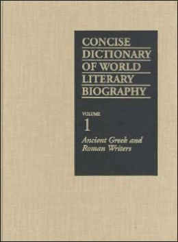 Ancient Greek and Roman Writers