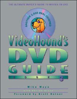 Videohounds DVD Guide Book