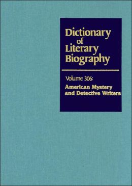 American Mystery and Detective Writers (Dictionary of Literary Biography Series)