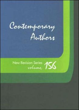 Contemporary Authors New Revision: Volume 156
