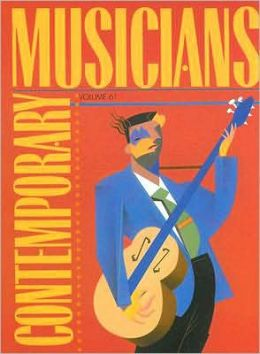 Contemporary Musicians Vol. 61