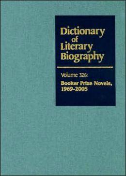 Booker Prize Novels, 1969-2005