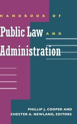 Handbook of Public Law and Administration