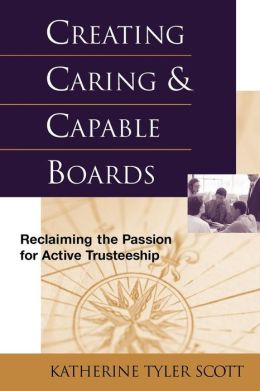 Creating Caring Capable Boards