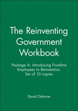 Reinventing Government Workbook Set A