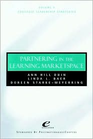 Educause Leadership Strategies, Partnership in the Learning Marketspace