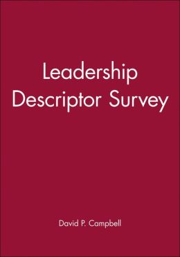 Leadership Descriptor Survey