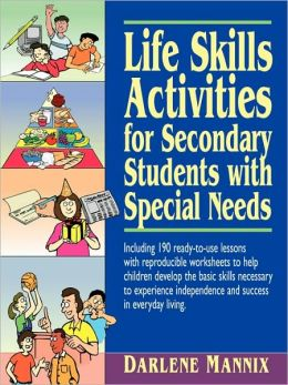 Life Skills Activities Seconda