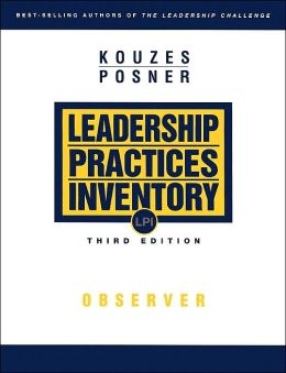 The Leadership Practices Inventory (LPI): Observer - Third Edition