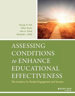 Assessing Conditions for Student Success: An Inventory to Enhance Educational Effectiveness