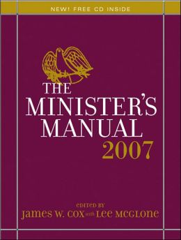 Minister's Manual