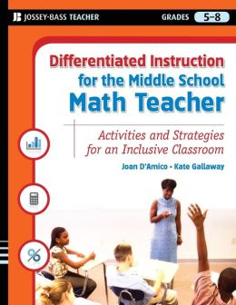 strategies for differentiated instruction in the classroom
