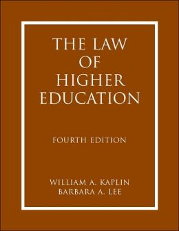 Law of Higher Education Set