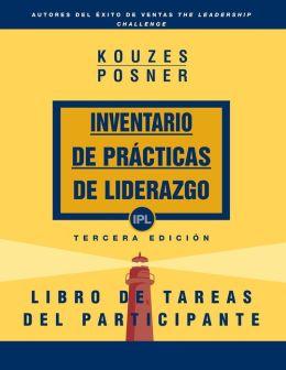 Inventario de Prácticas de Liderazgo: Libro de Tareas del Participante
