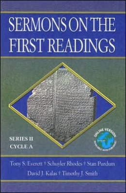 Sermons on the First Readings: Series II, Cycle A