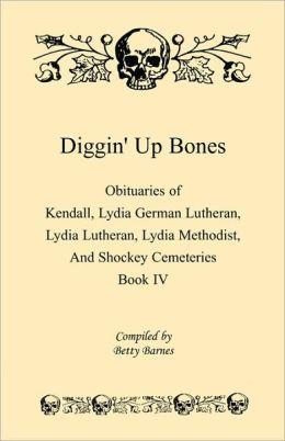 Diggin' Up Bones, Book Iv