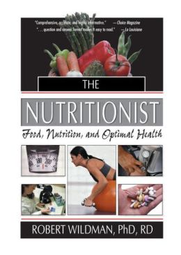 The Nutritionist: Food, Nutrition and Optimal Help