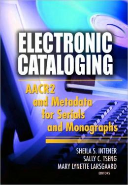 Electronic Cataloging