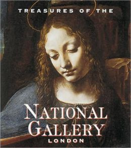 Tiny Folio Treasures of the National Gallery, London