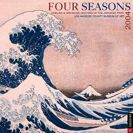 2004 Four Seasons Wall Calendar